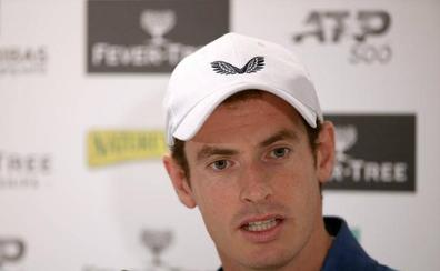 Andy Murray: «Solo el hecho de no sentir dolor es suficiente»
