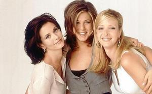 Las actrices de 'Friends' se reencuentran por un especial motivo