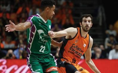 El Valencia Basket ata a Guillem Vives