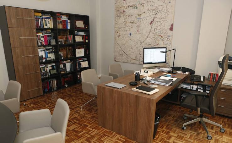 El despacho de Rafa Bonmatí, legado familiar
