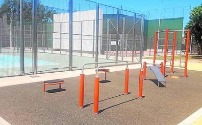 Nuevas instalaciones para practicar deporte en Aldaia