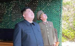 Una sospechosa explosión causa un terremoto junto a Corea del Norte