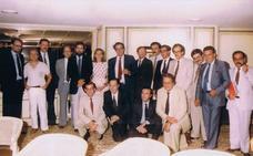 El Club de Encuentro Manuel Broseta cumple 35 años