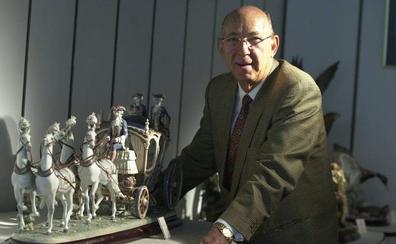 Muere José Lladró, cofundador de Porcelanas Lladró
