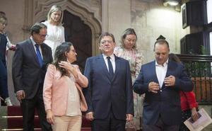 Puig, obligado a reconstruir la sala de máquinas de Presidencia