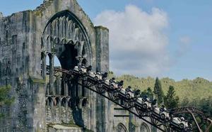 La nueva montaña rusa de Harry Potter en Orlando desata la locura de los fans