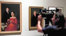 El Bellas Artes recupera a Vicente Rodes, el pintor que retrató a la burguesía catalana