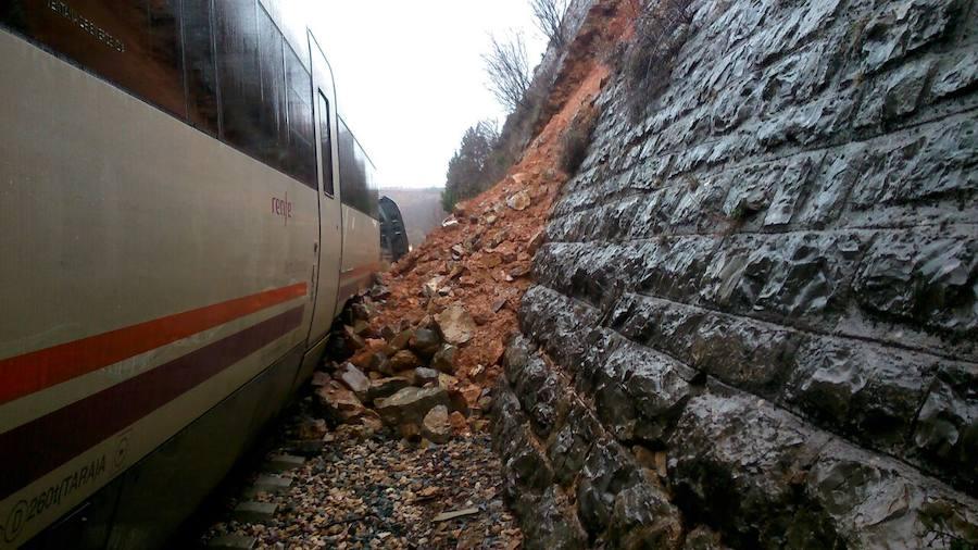 Denuncian raíles torcidos en el tren Valencia-Zaragoza