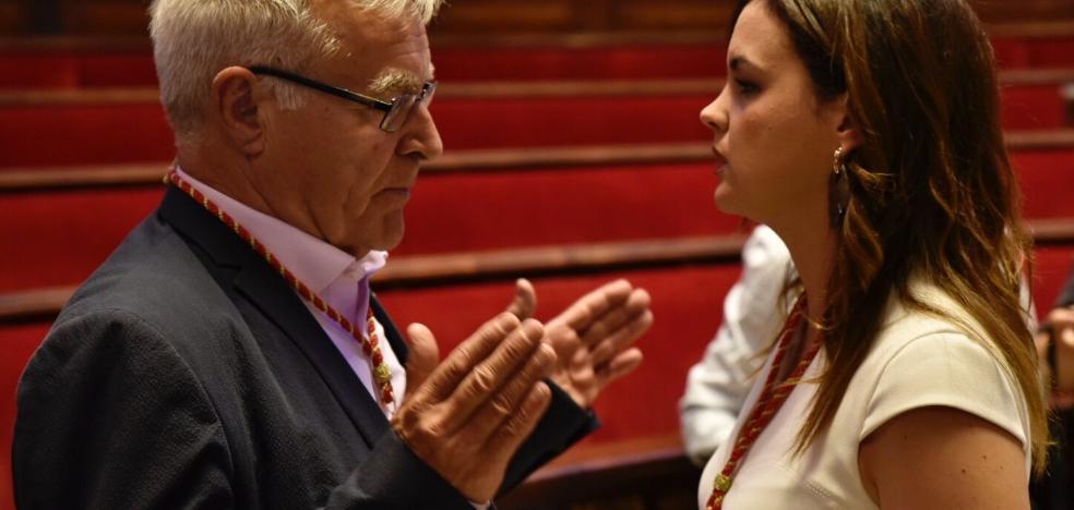 La negociación municipal se atasca en Valencia