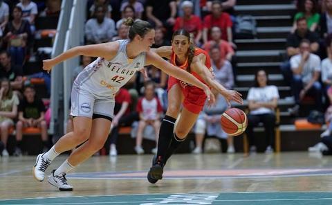 El Eurobasket tendrá a cuatro jugadoras taronja