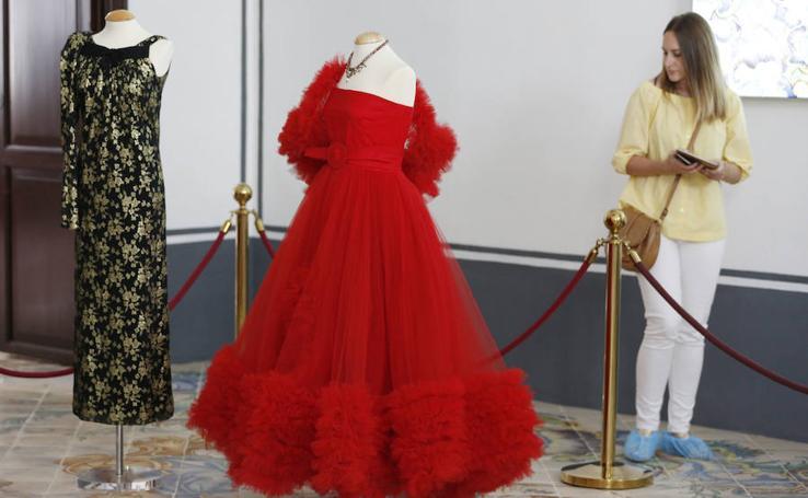 Exposición grandes maestros de la seda
