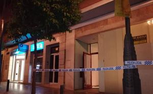 La policía frustra un robo en un banco de Sagunto