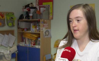 Una valenciana, primera persona con síndrome de Down que finaliza un Grado universitario en España