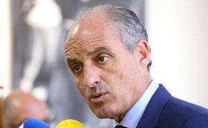 El fiscal pide dos años y medio de cárcel para Camps por los contratos de Gürtel