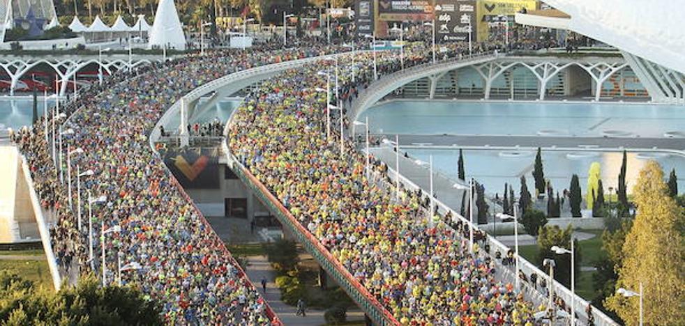 El maratón de Valencia elimina su 10K paralela