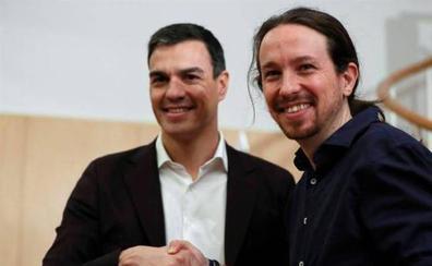 Sánchez e Iglesias mantienen sus diferencias sobre el gobierno de coalición