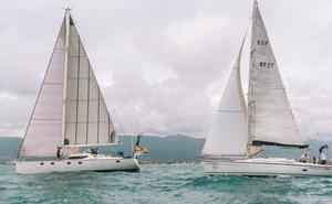 El 'Crysel' de Gandia vence en la regata entre Cullera y Formentera