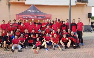 El Club Ciclista Veloclub Carlet alcanza 25 años de existencia