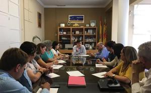 Los equipos de gobierno abordan el reparto de competencias en l'Horta