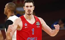 De Colo deja el CSKA; vía libre para ficharlo