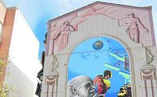 Eclosión de murales en las paredes de Valencia