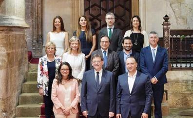 Los consellers de EU y Compromís se aferran a sus escaños en Les Corts