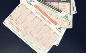 Dos acertantes ganan en la Bonoloto de este miércoles 1.700.000 euros cada uno