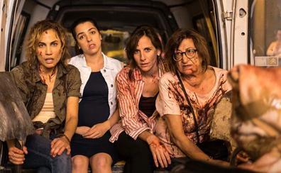 Madres en apuros: se estrena 'Señoras del (h)AMPA'