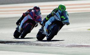 Granado se impone en el simulacro de motos eléctricas en Cheste