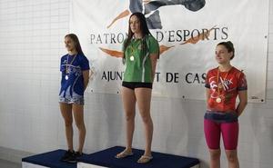 El NiE Gandia regresa de Castellón con tres medallas de oro y una de plata
