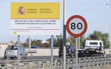 La Generalitat traslada a Fomento su preocupación por la caída de la inversión