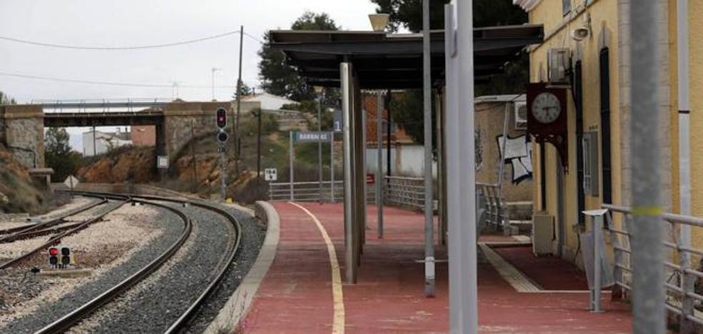 El tren Valencia-Zaragoza se cortará por completo hasta octubre