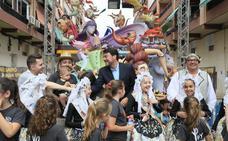 Florida Portazgo gana el primer premio Infantil de las Hogueras 2019
