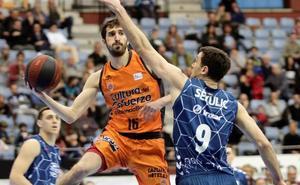 El Valencia Basket renueva a Vives hasta 2021