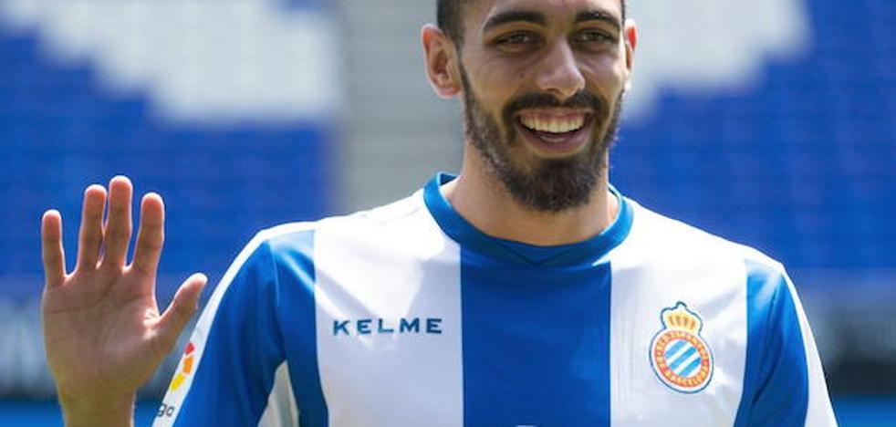 Borja Iglesias, otro nueve en la lista de Marcelino