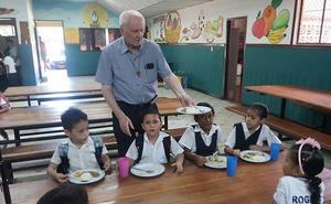 Muere en Colombia el capuchino valenciano Juan Guinart tras 50 años como misionero