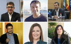 Lista completa con los nuevos altos cargos del segundo escalón del Consell