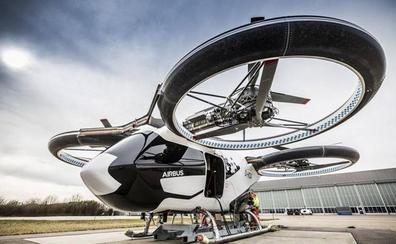 Los taxis voladores podrían ser una realidad en los Juegos Olímpicos de París 2024
