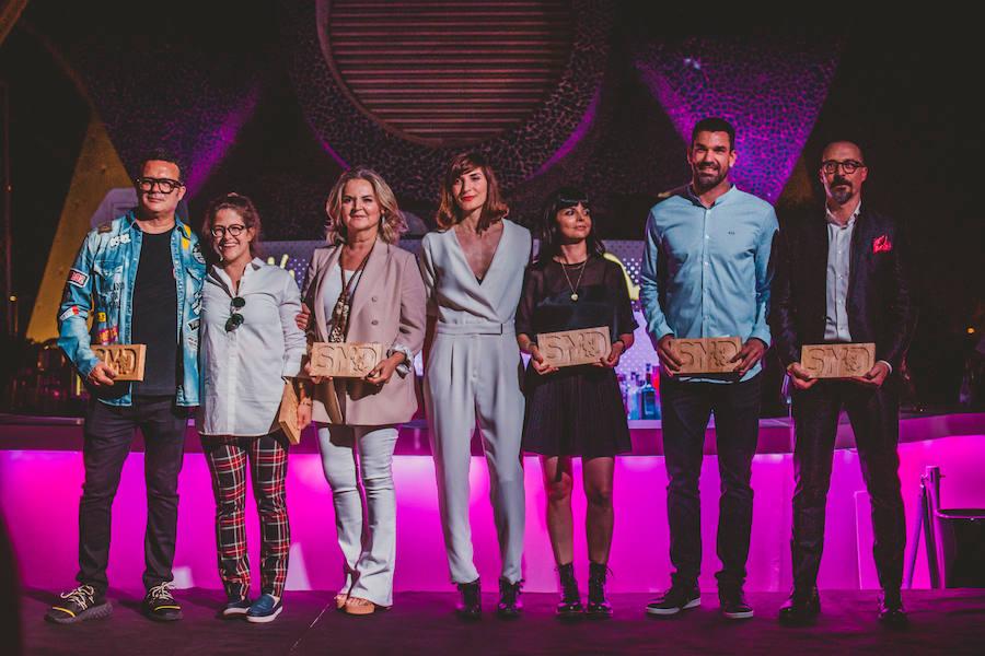 L'Umbracle acoge la entrega de los premios Salamandra