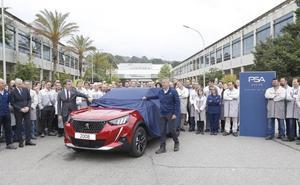 El nuevo Peugeot 2008, 'made in Spain'