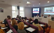 El Hospital Universitario de la Ribera acoge al personal de nueva incorporación