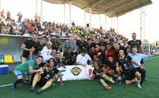 El Intercity se gana un billete para la Copa del Rey