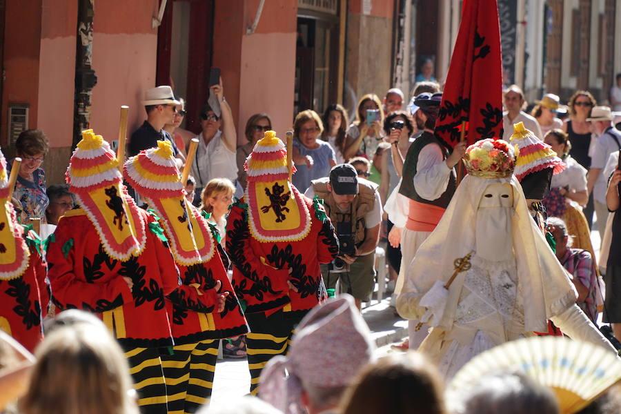Valencia celebra la fiesta del Corpus Christi