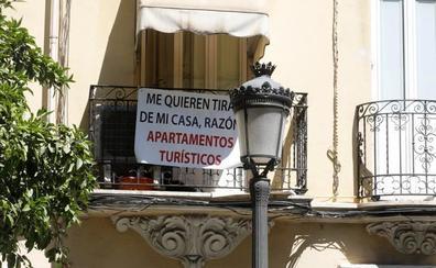Un barrio sin ley ante el turismo