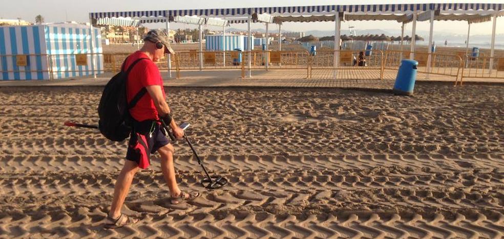 San Juan deja sorpresas en la arena