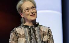 Meryl Streep cumple 70 años