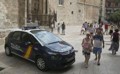 Detenido dos días seguidos al ser sorprendido por el propietario de un domicilio del centro de Valencia cuando iba a robar