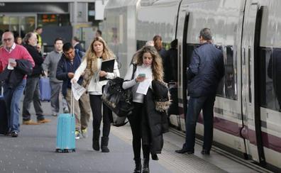 El tren da la espalda al turismo en Valencia