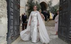 La tercera boda de Ainhoa Arteta