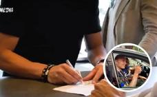 Cillessen firma con el Valencia CF hasta 2023